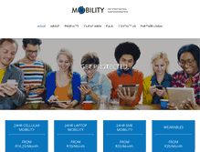 Tablet Preview of 24hourmobility.co.za